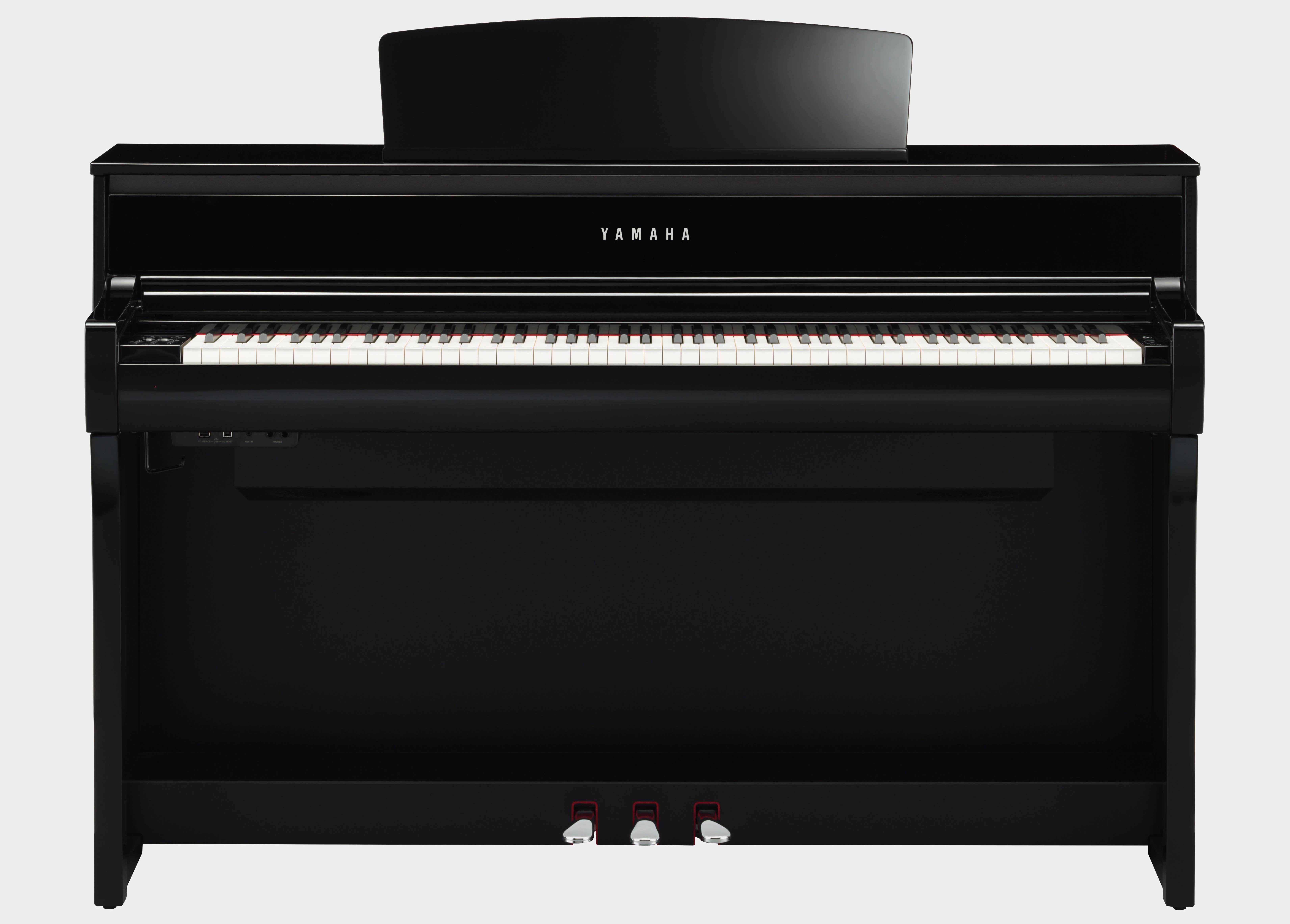 yamaha clavinova clp 675 pe. Black Bedroom Furniture Sets. Home Design Ideas