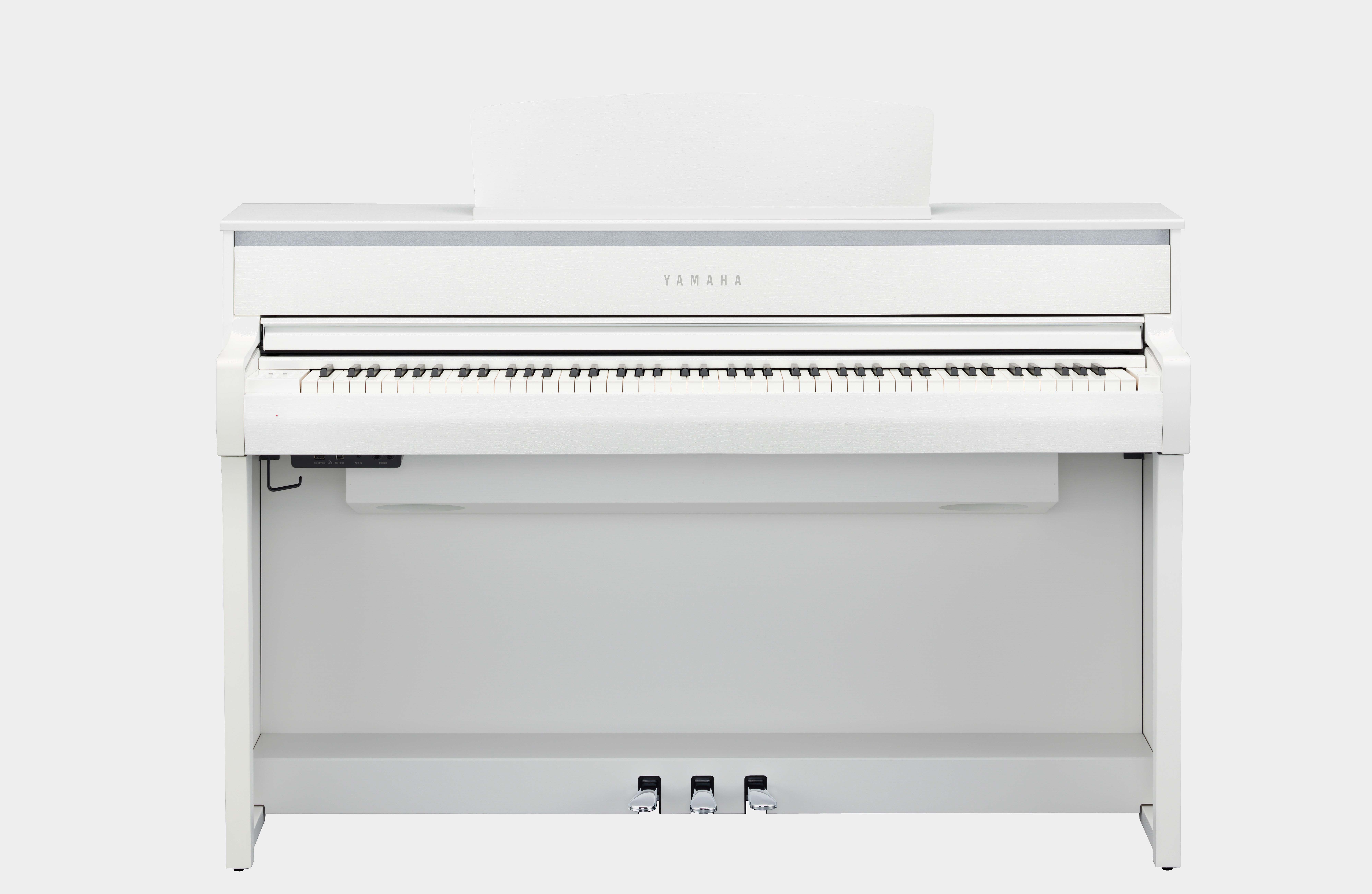 Yamaha clavinova clp 675 wh for Yamaha clp 675