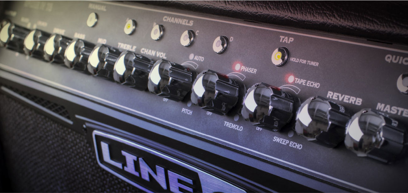 Line 6 Spider IV 120 Guitar Amp Combo
