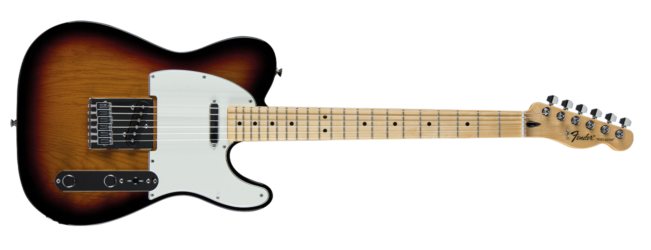 Fender Standard Telecaster - Brown Sunburst