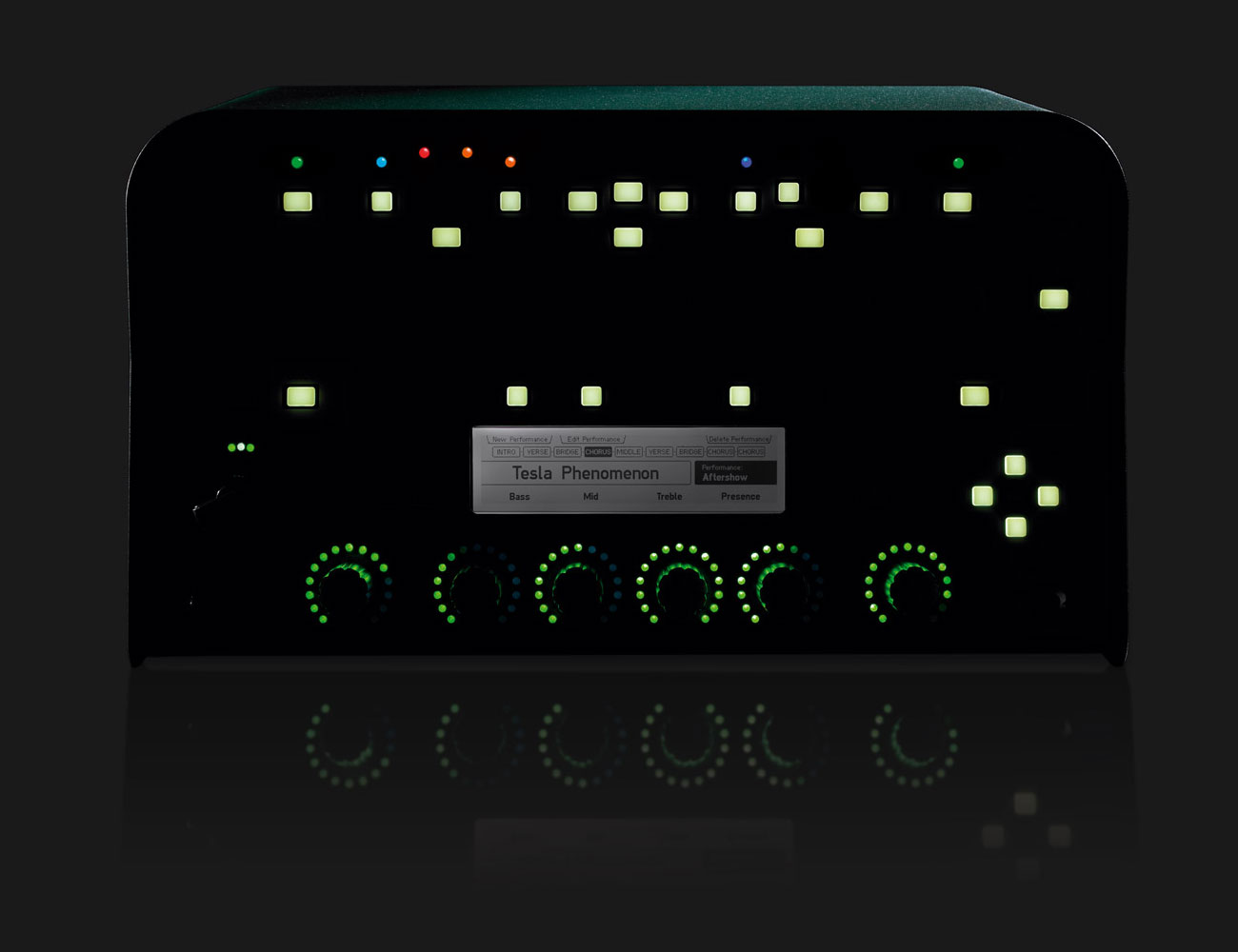 Kemper Amplifier Profiler BK