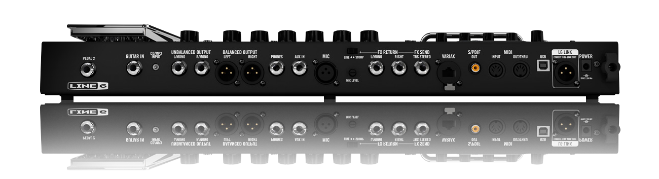 Line 6 POD HD500X Guitar Multi Effect Processor