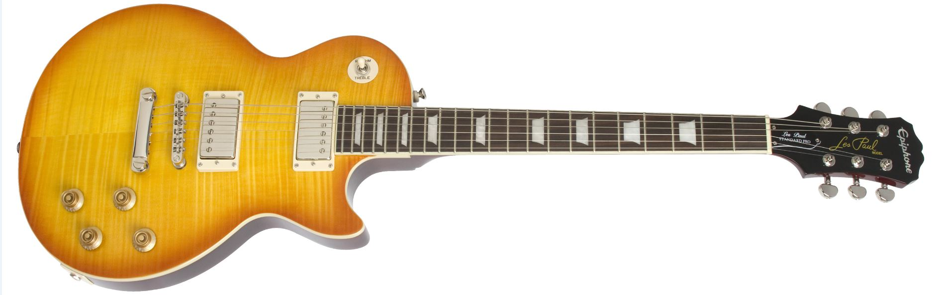 Les Paul Standard Plus Pro DL Front