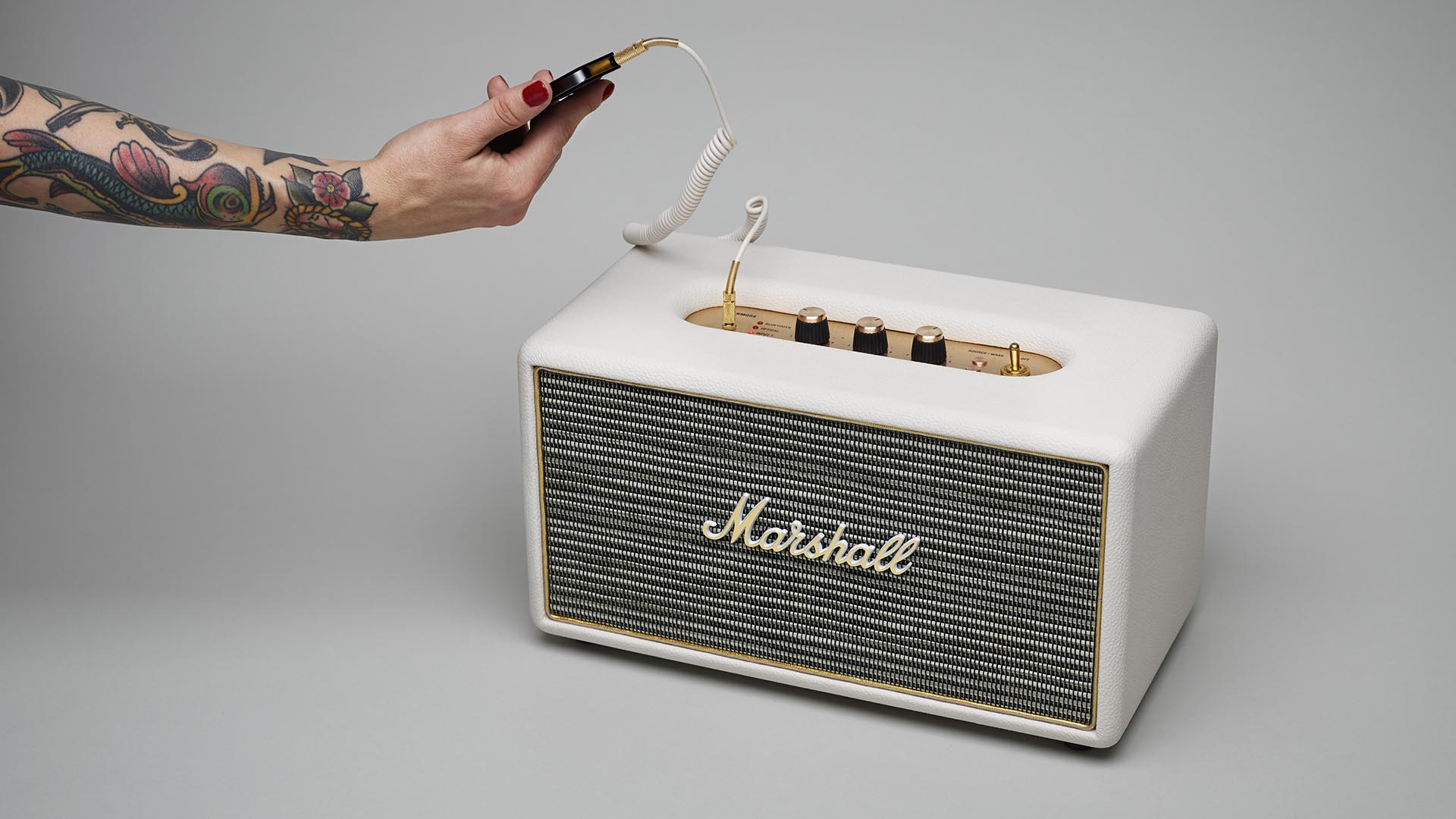 MARSHALL Bluetooth Box