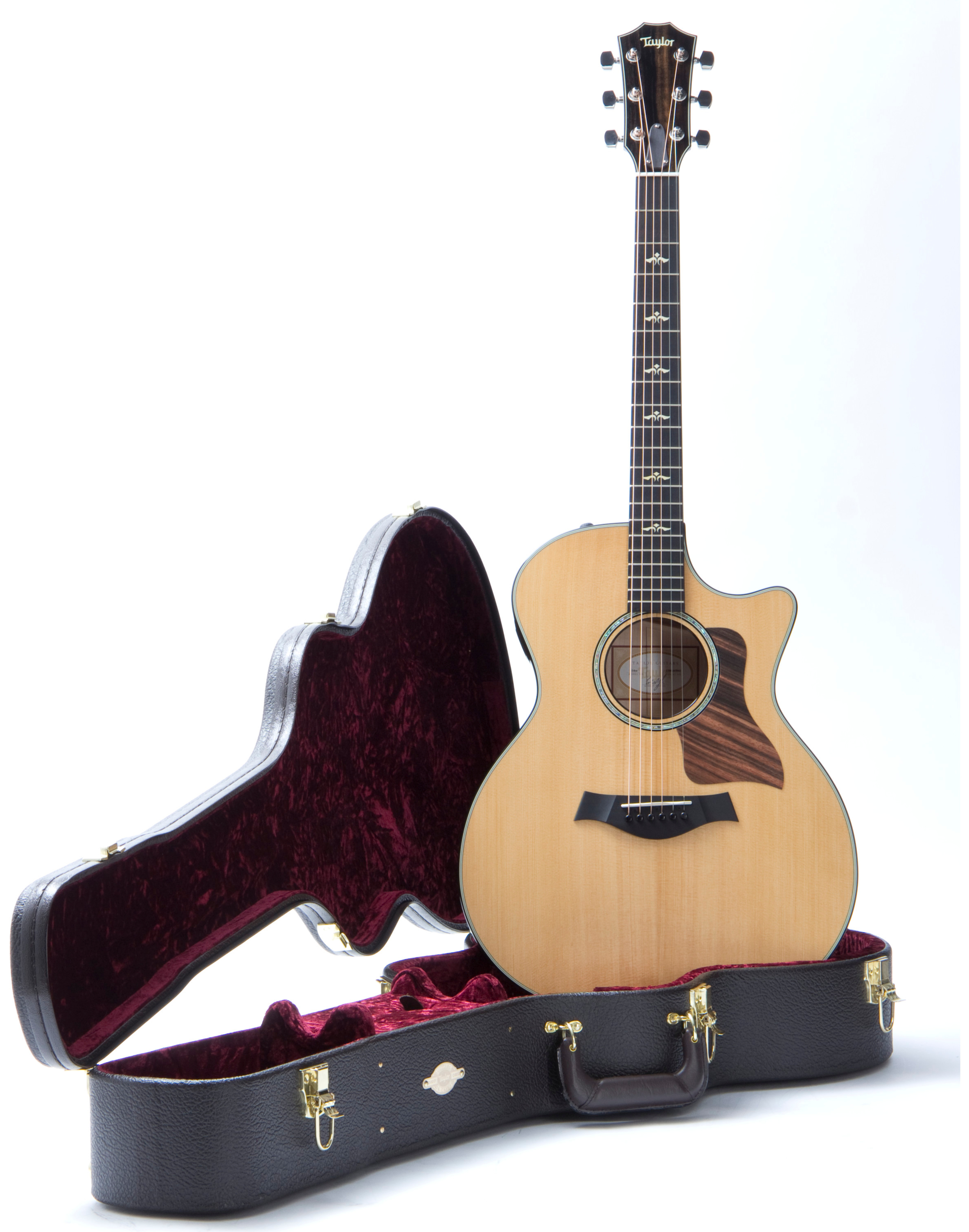 Incl. Taylor Deluxe Hard-shell Case