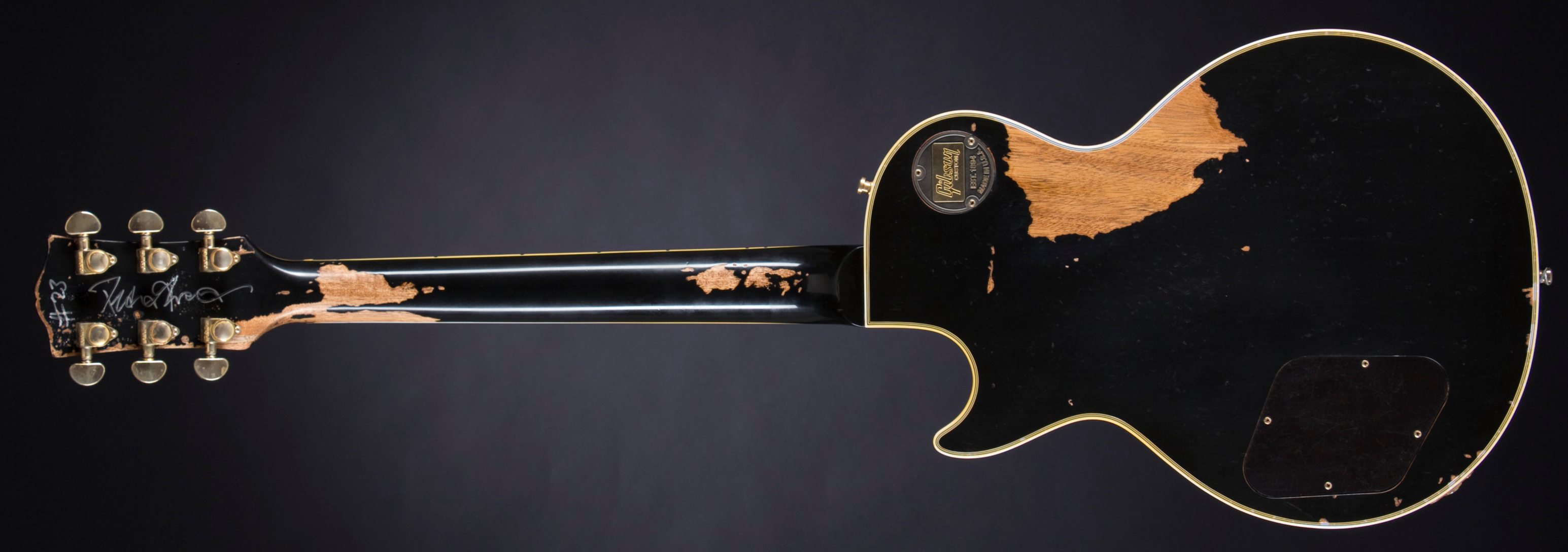 "GIBSON Peter Frampton ""Phenix"" Rear"