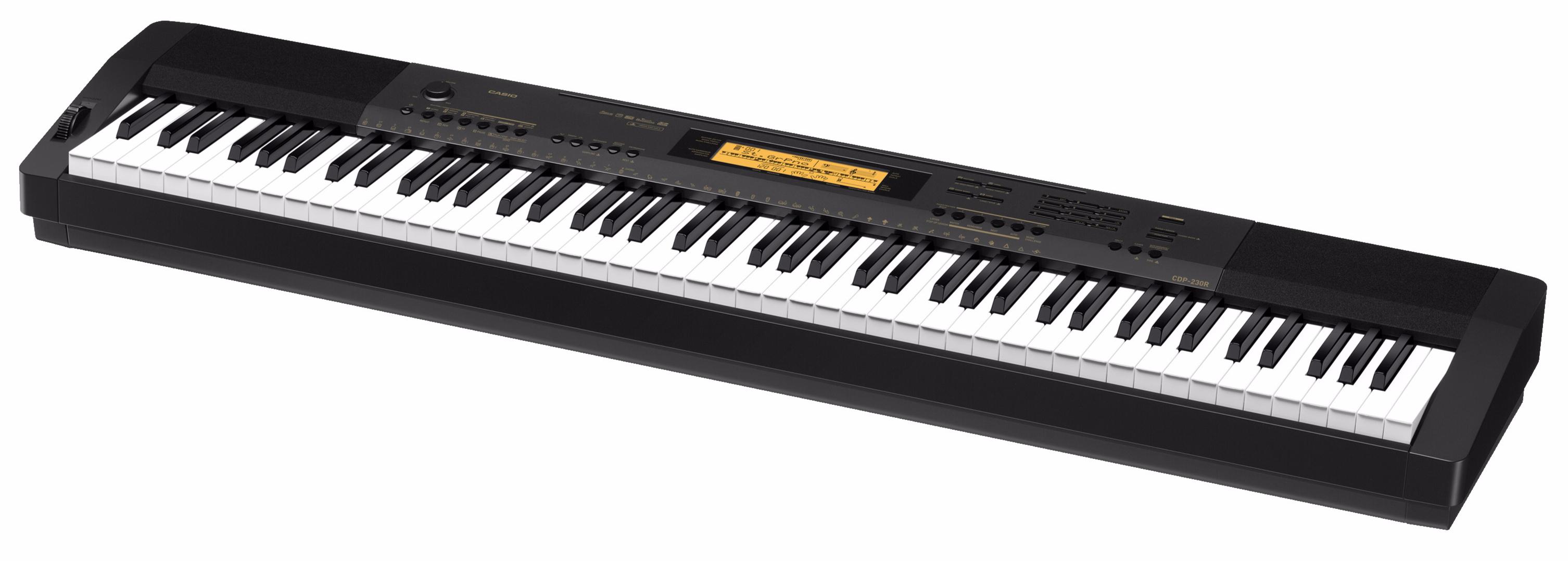 Digital Piano Casio Cdp 230 : casio cdp 230 r bk digital piano schwarz ~ Vivirlamusica.com Haus und Dekorationen