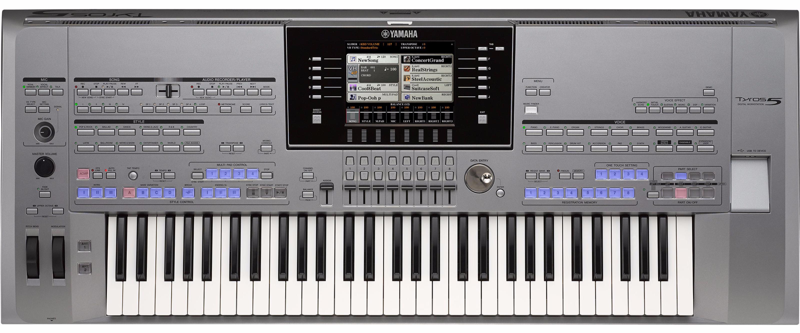Vintage Yamaha  Key Keyboard