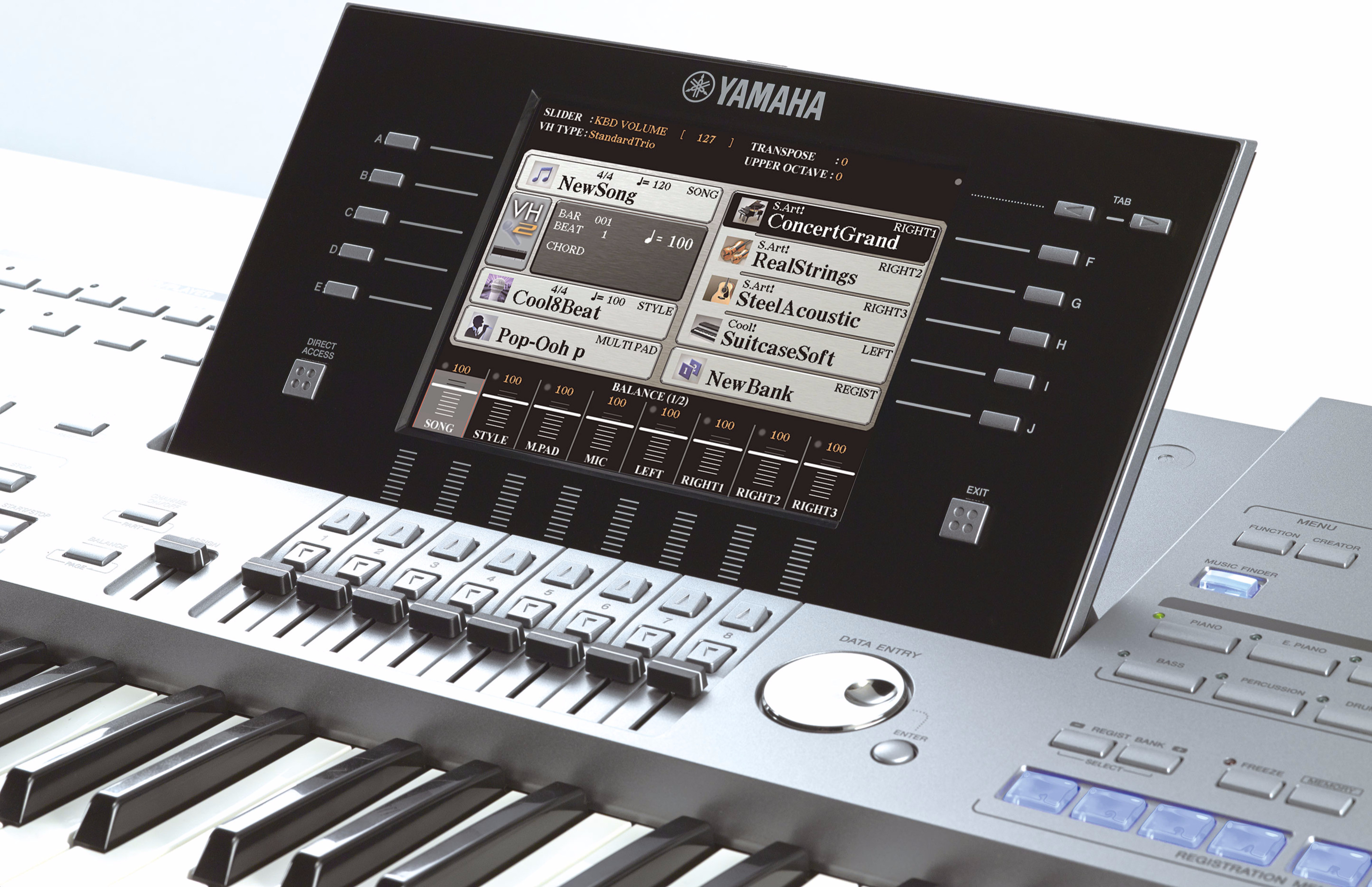 Yamaha Tyros    Price In India
