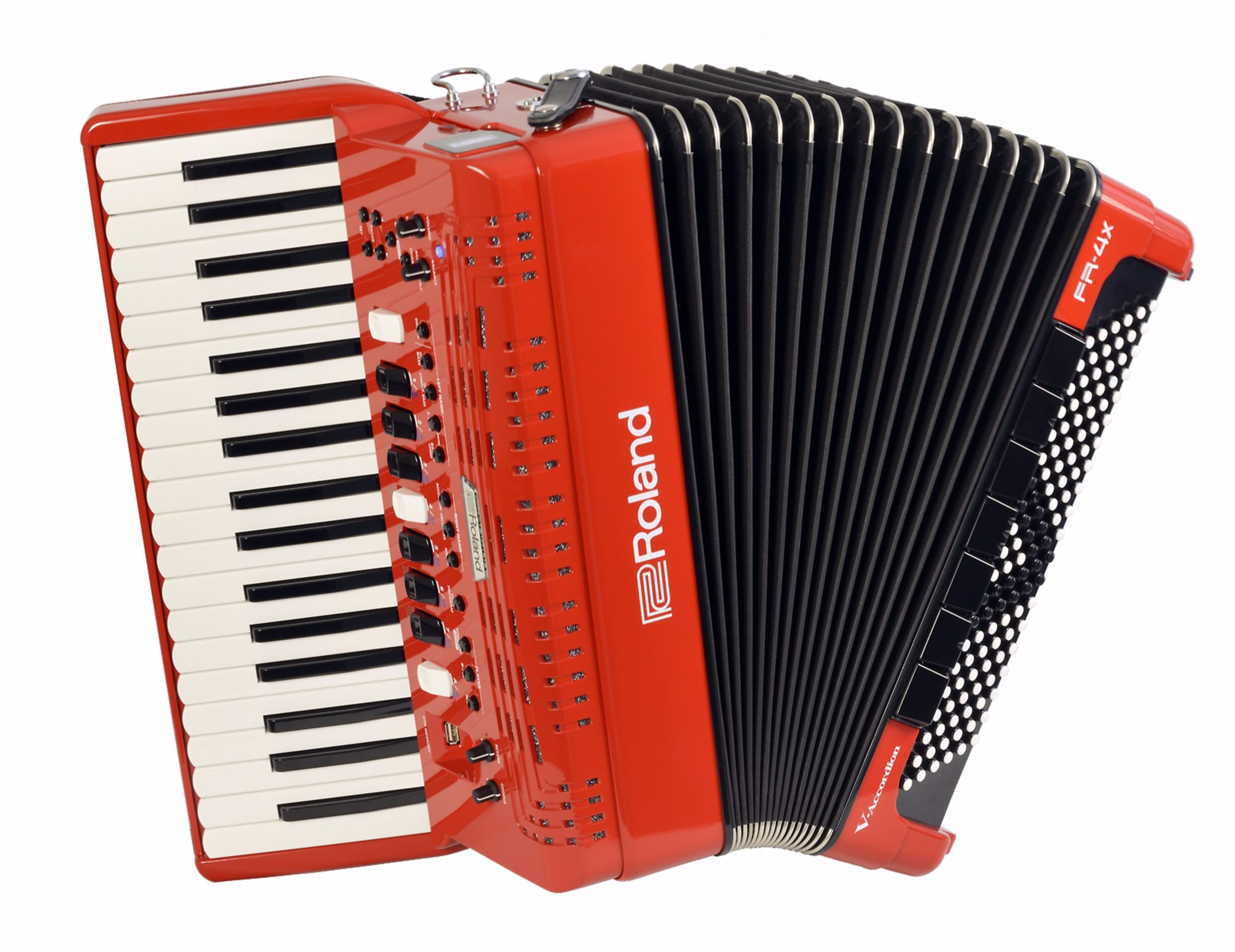 ROLAND FR-4X RD V-Accordion