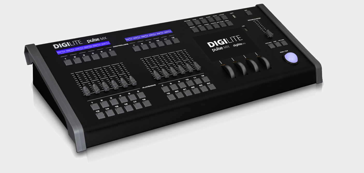 Digilite pulse mx