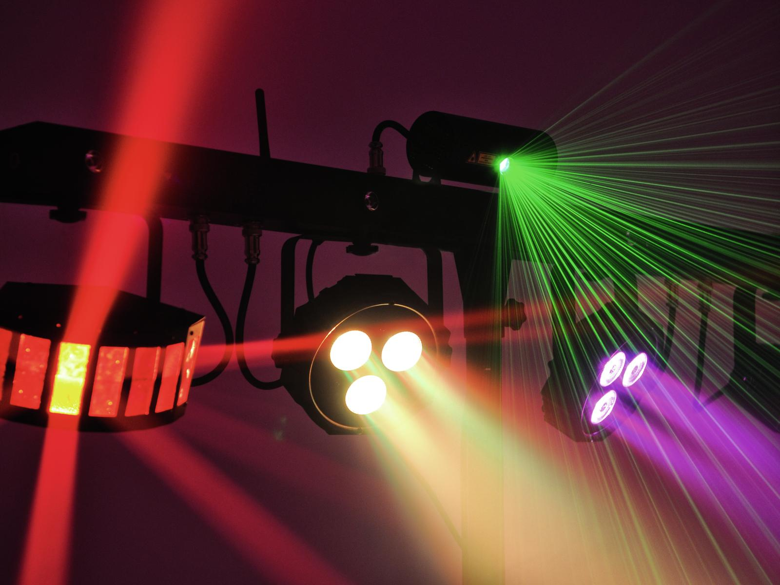 LED KLS Laser Bar FX Light Set Illu1