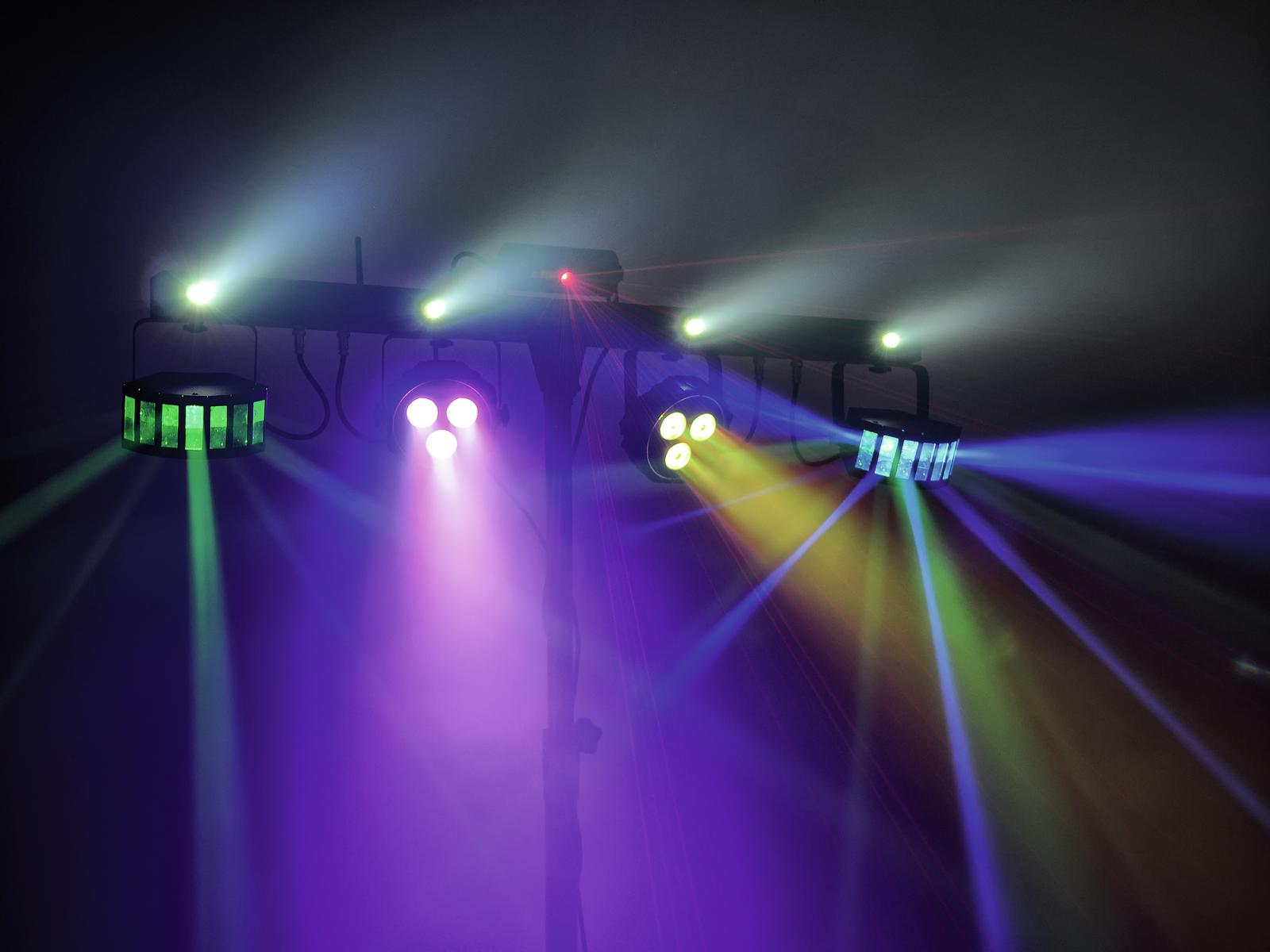 LED KLS Laser Bar FX Light Set Illu2