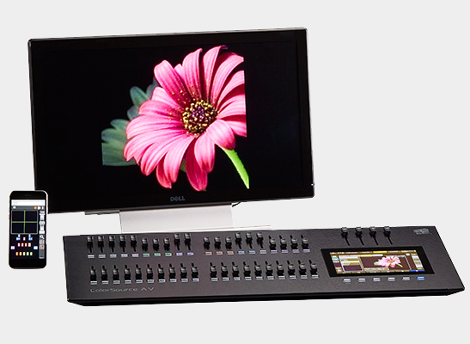 ETC Color Source AV Media