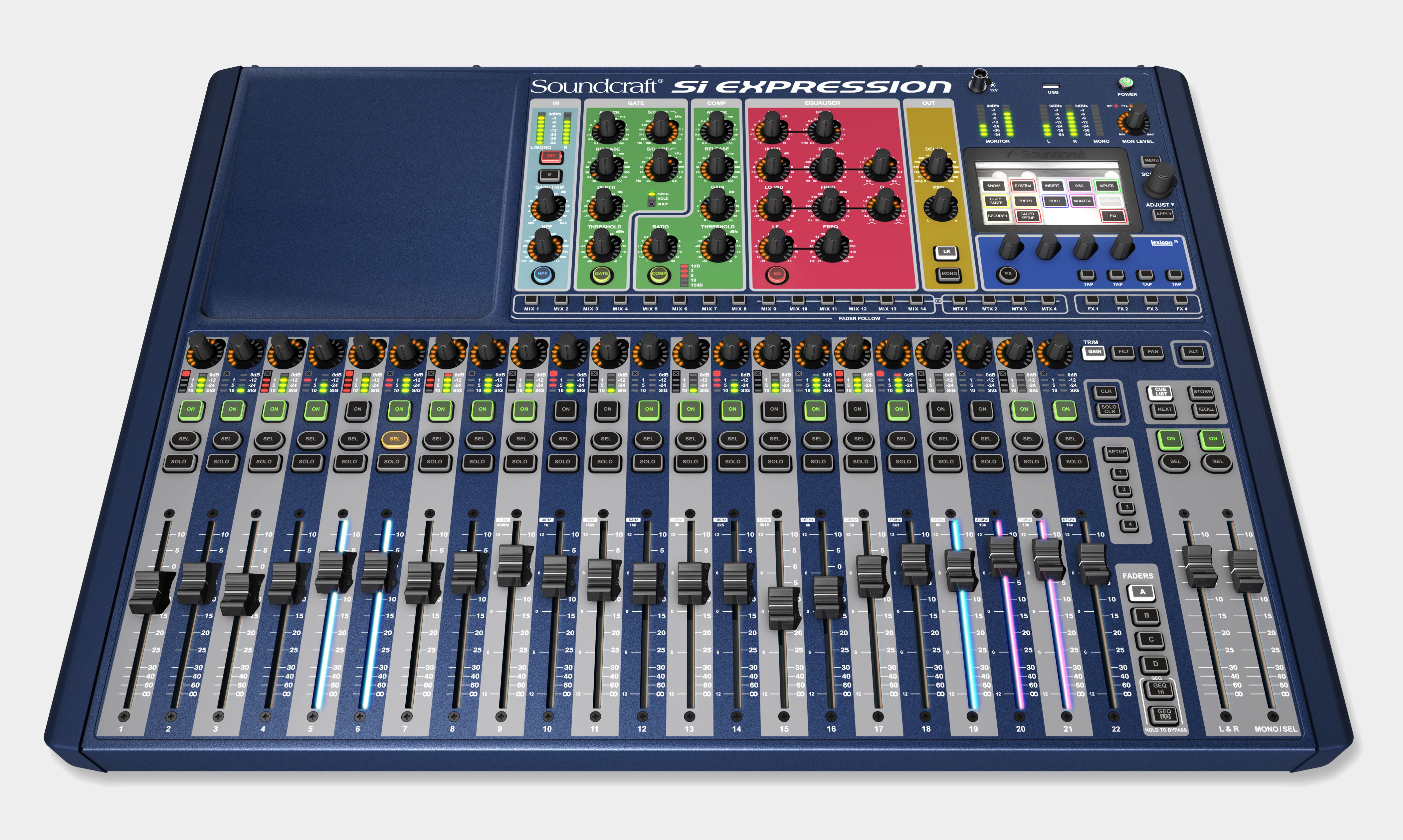 Soundcraft Si Expression 2 x