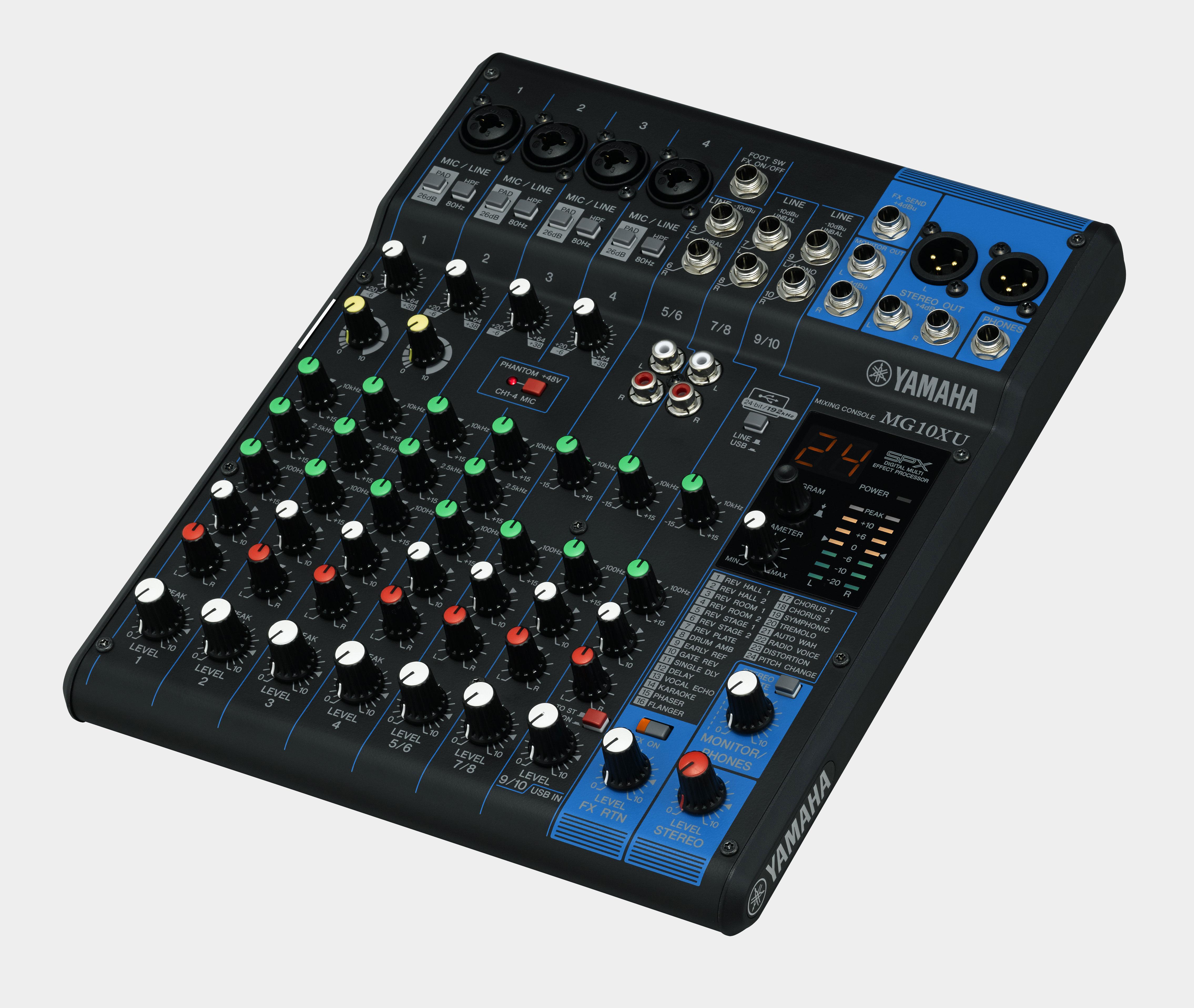 Yamaha Mixing Console Mg Fx