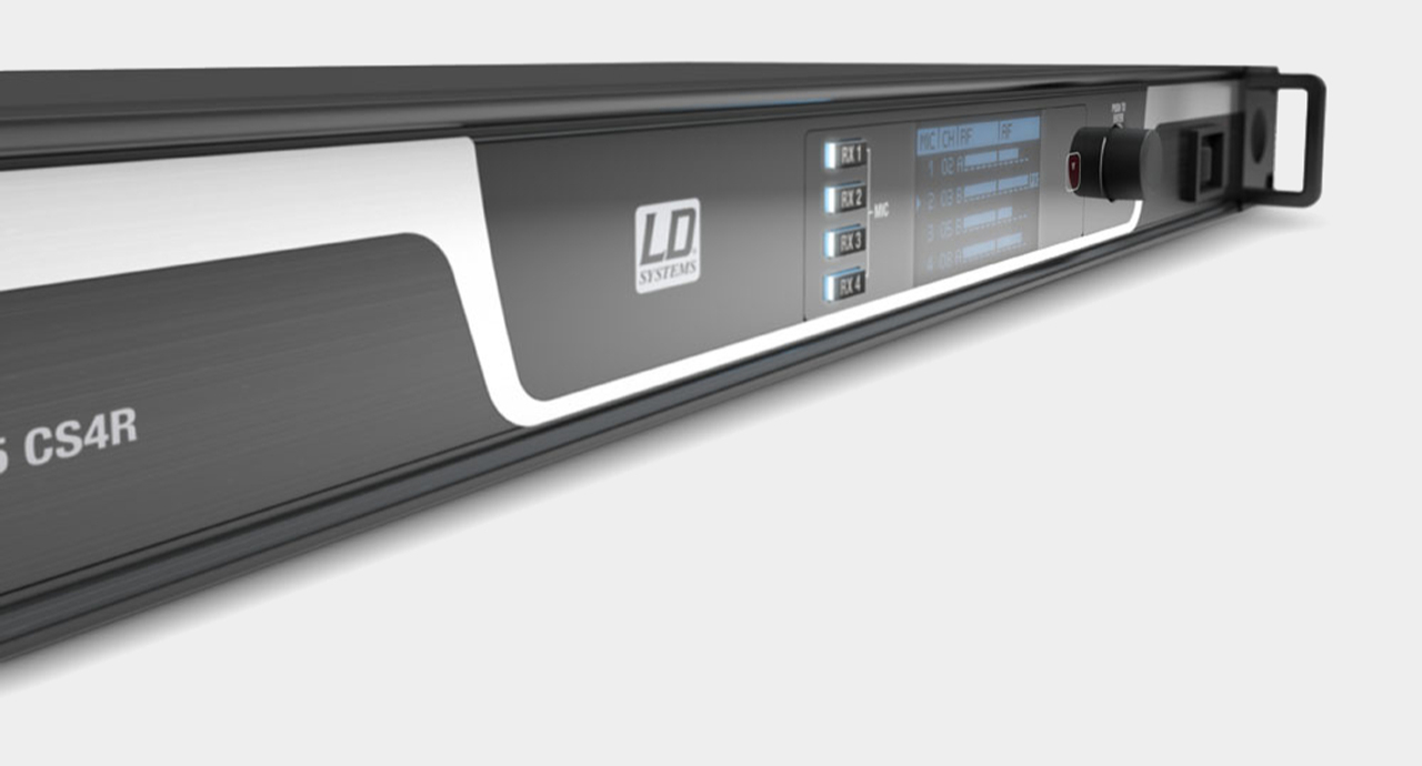 LD Systems U508 CS 4