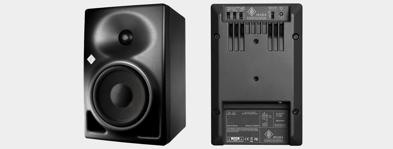 KH 120 A - Active Studio Monitor