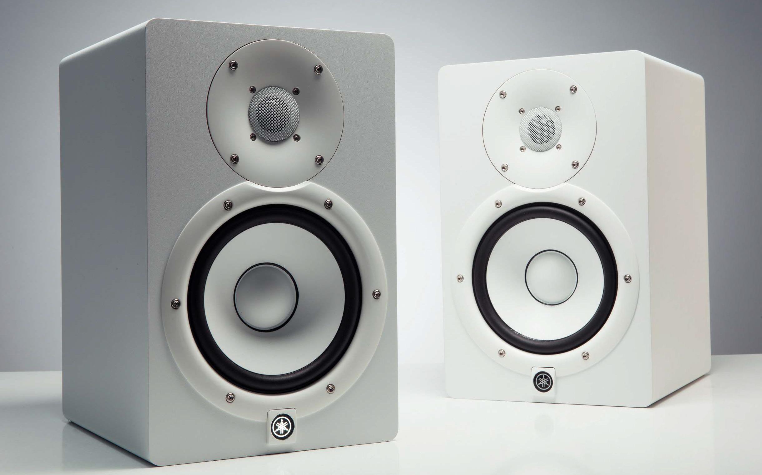 yamaha hs 7 wit 6 5 studiomonitor active. Black Bedroom Furniture Sets. Home Design Ideas
