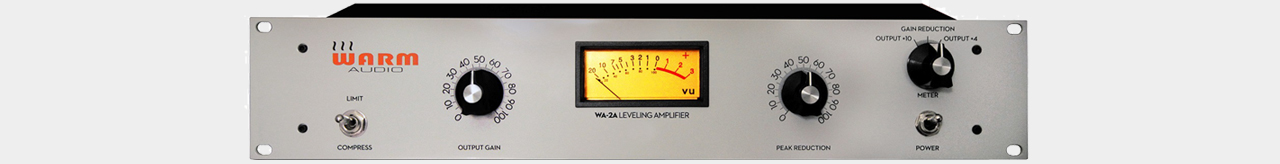 Warm Audio WA - 2A Opto Tube Compressor