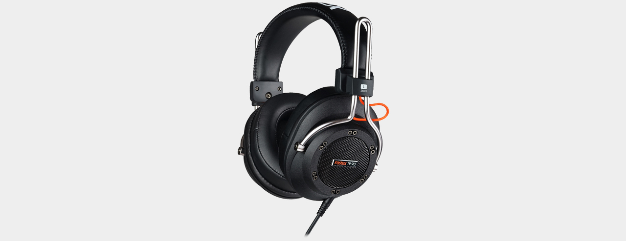 Fostex TR 90 headphone (80 ohm)