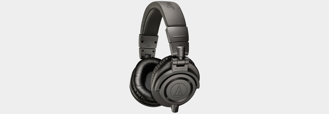 Audio Technica ATH M50X MG MattGrey