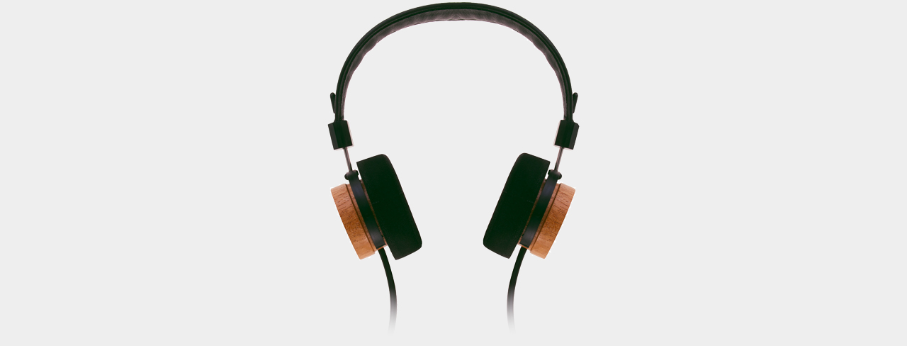 Grado RS-1e High-End Headphone, Mahagoni