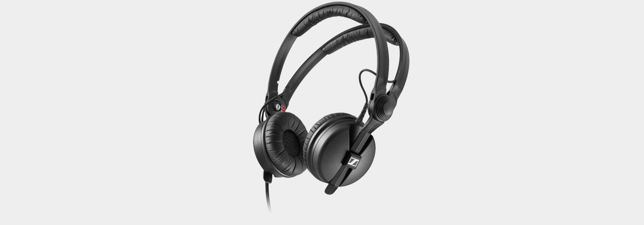 Sennheiser HD 25 - closed-back Headphone