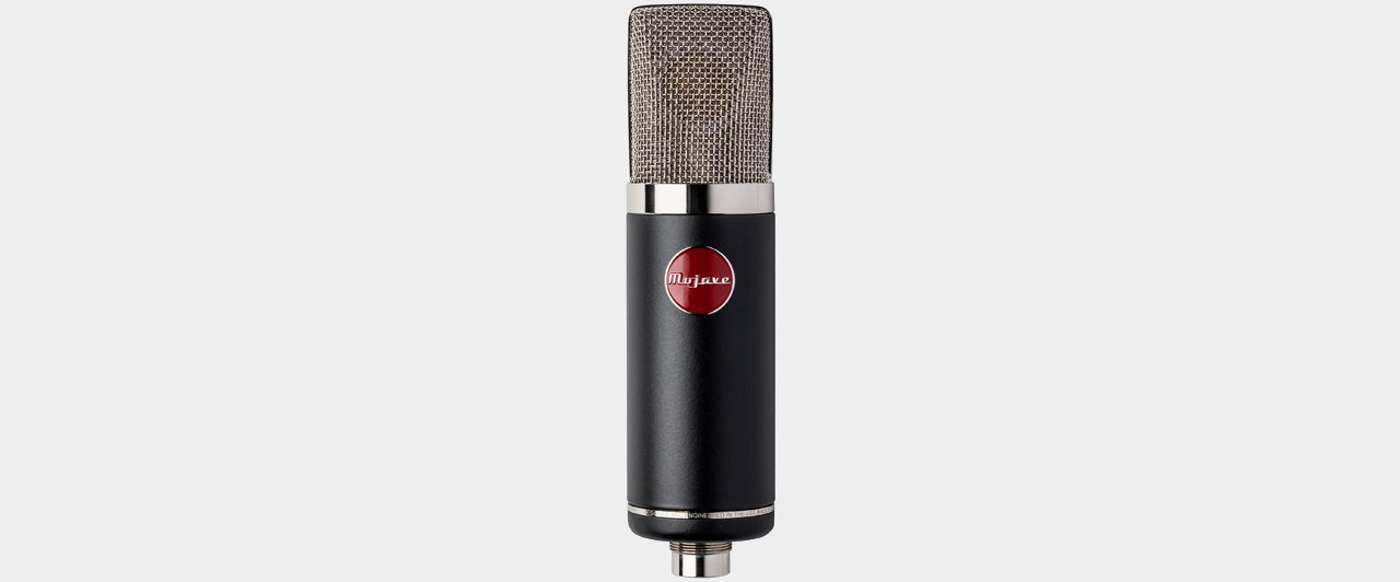 Mojave MA-50 Large-diaphragm Transformerless Condenser Microphone