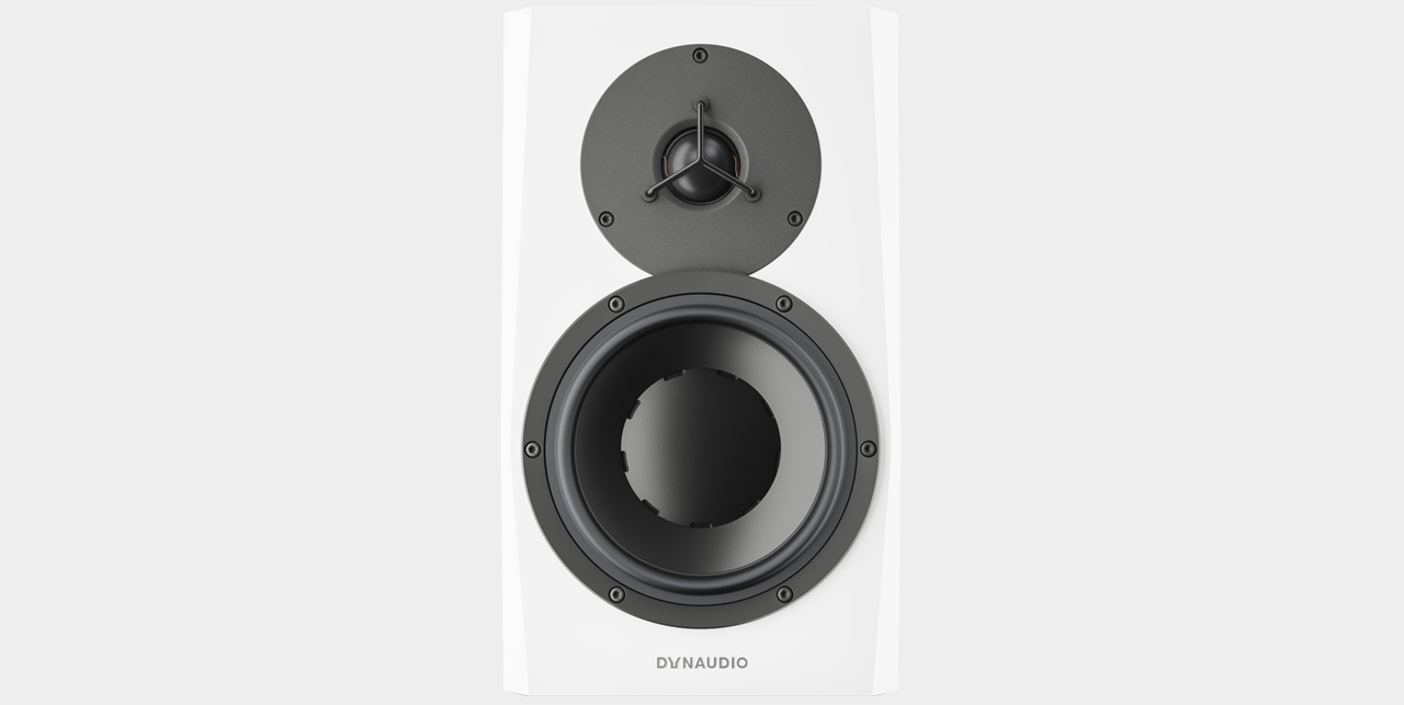 "Dynaudio LYD-7, Bi Amped  7"" monitors"