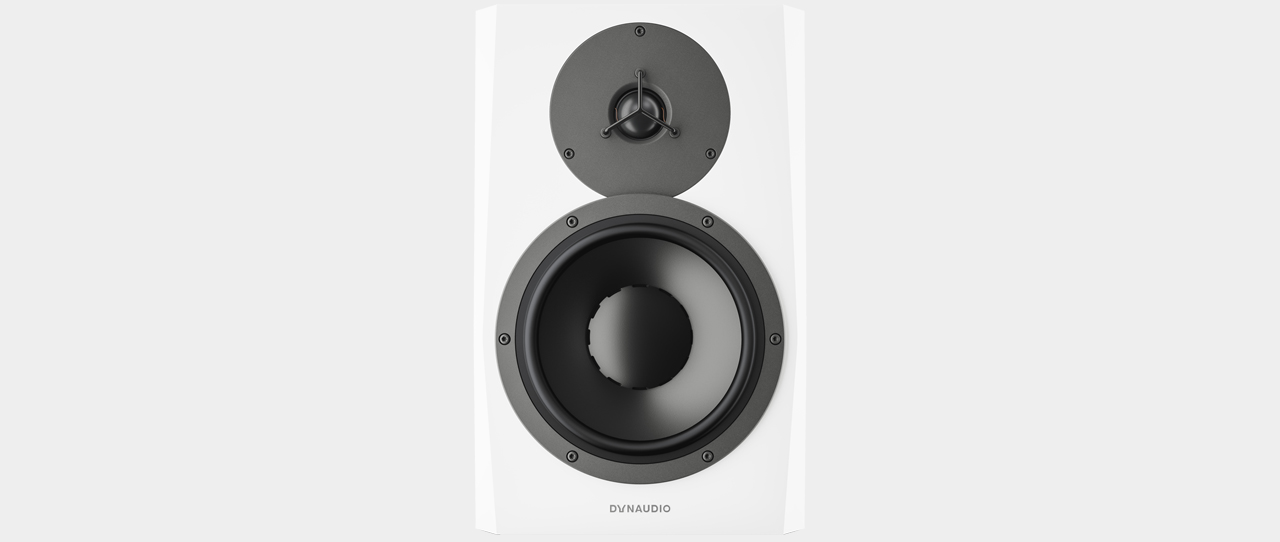 "Dynaudio LYD-8, Bi Amped  8"" monitors"