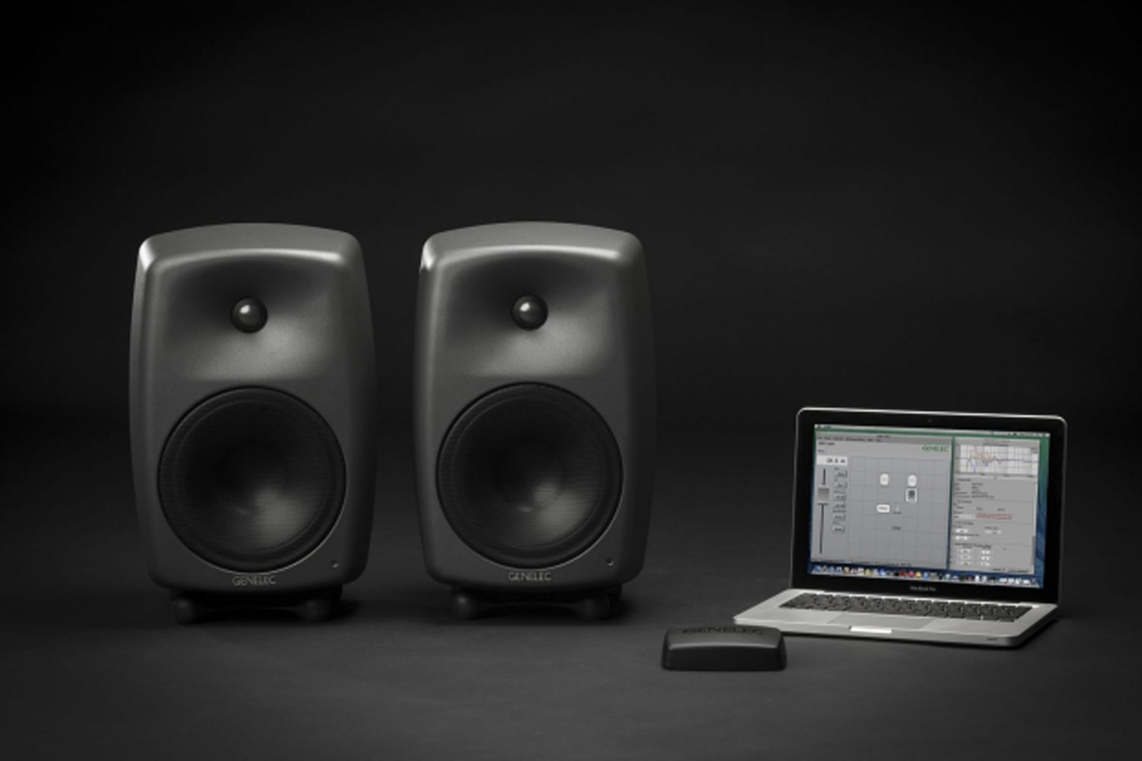 Genelec Smart Aktiv Monitoring