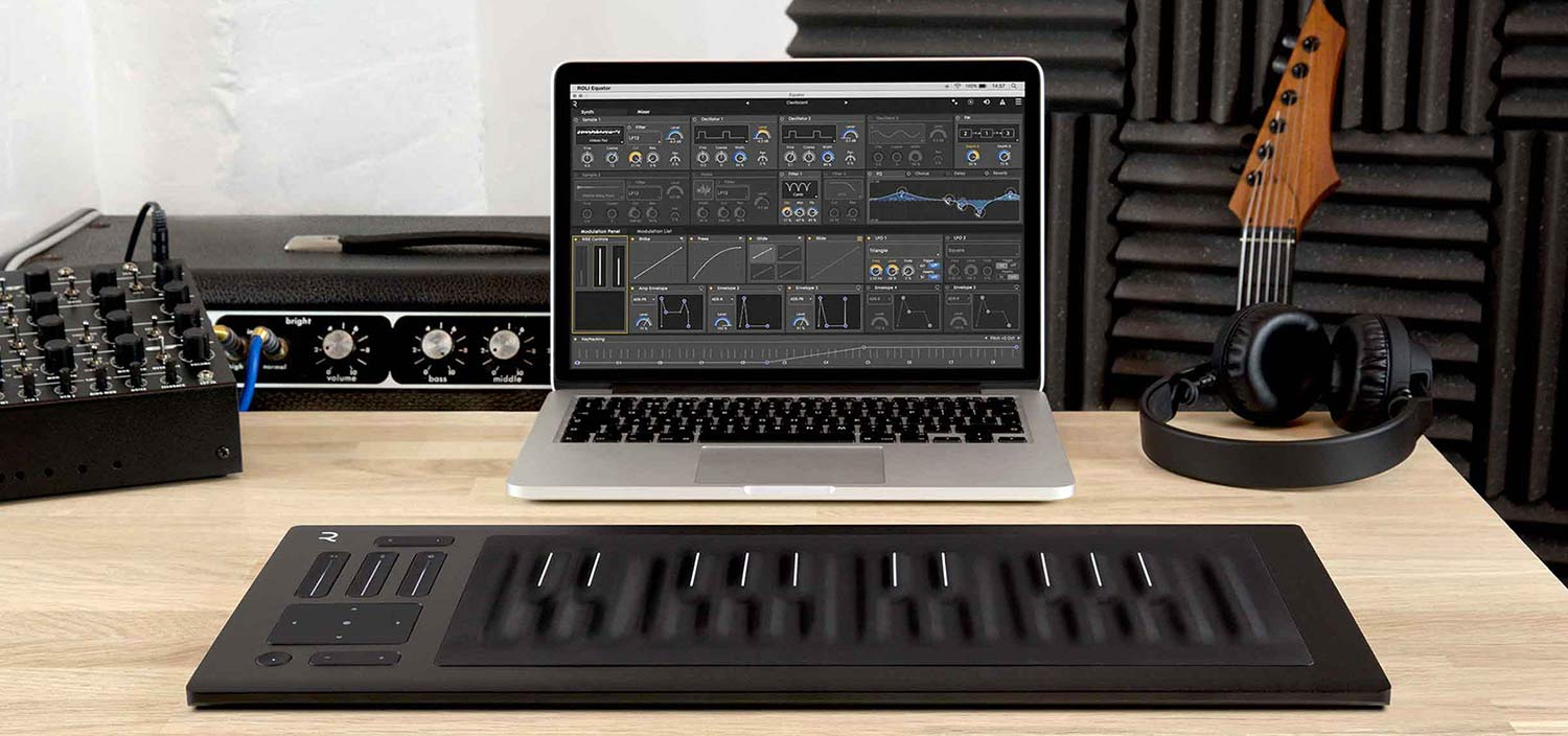 Roli Seaboard Rise 25 Wireless MIDI