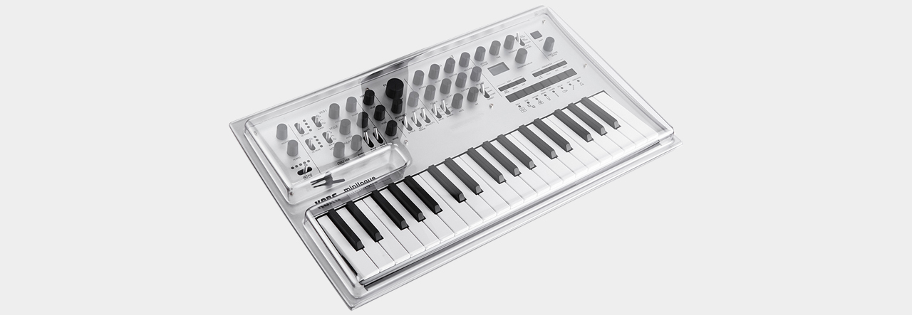 Decksaver - Korg Minilogue Cover