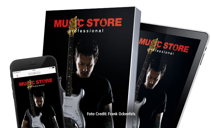 MUSIC STORE Catalogue 2019-01