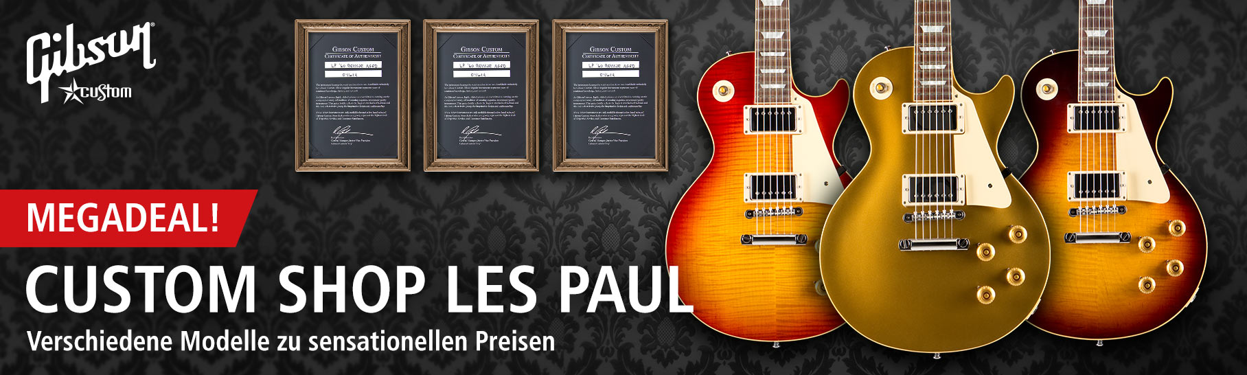 Gibson Custom Shop Les Paul